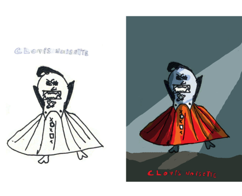 Mes petits Moleskines – Clovis N. – Jean-Claire Lacroix
