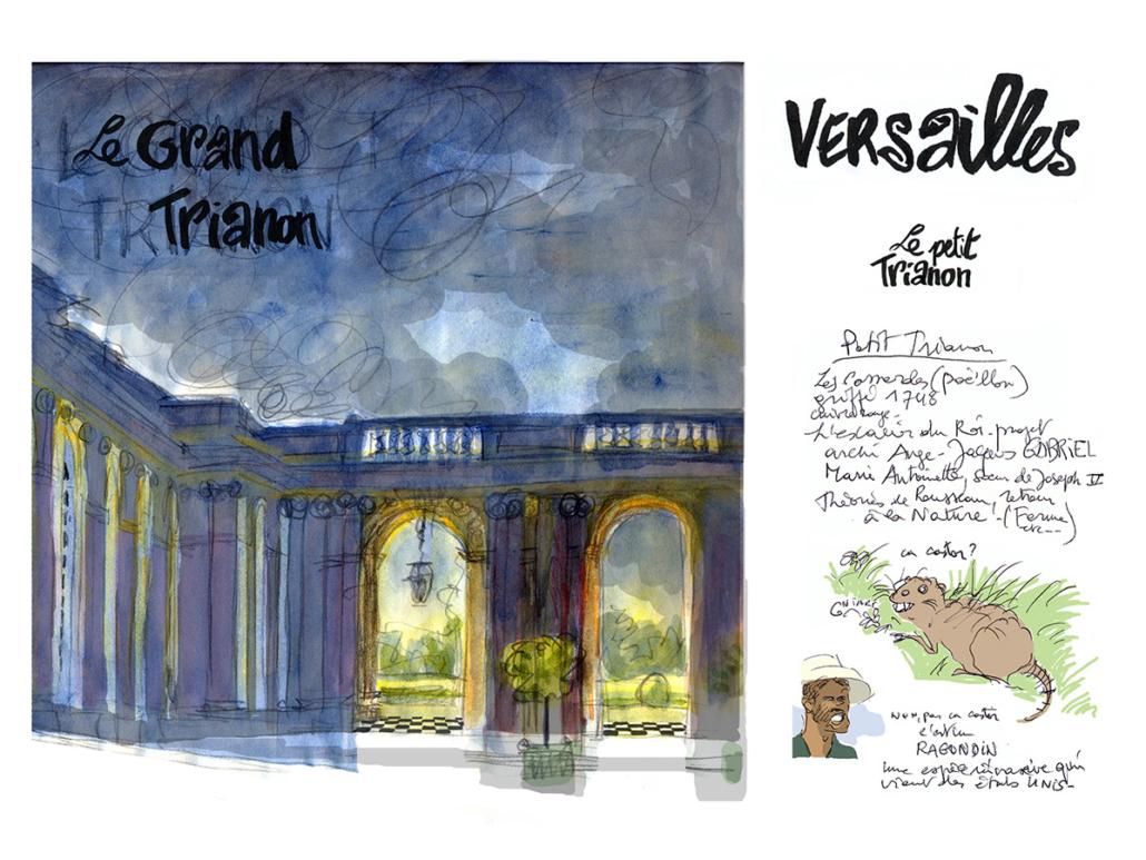 Reportage – Paris-Versailles – Jean-Claire Lacroix