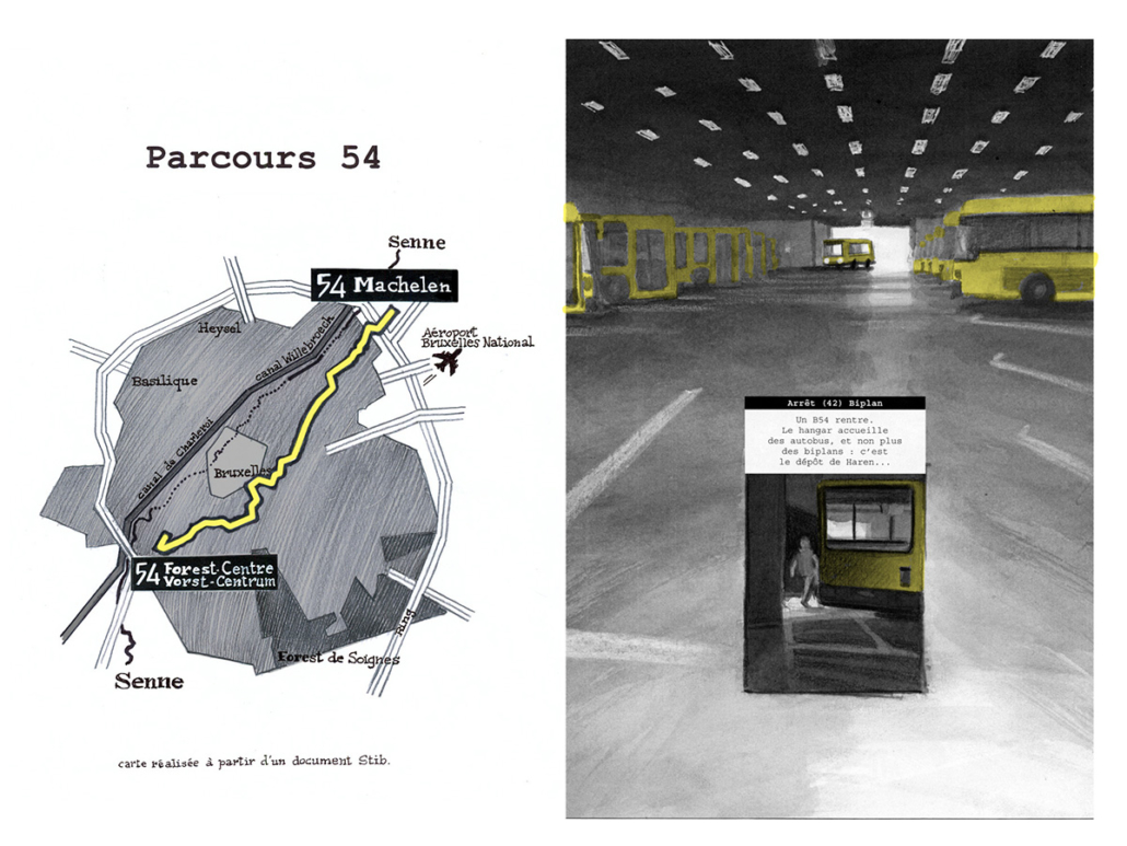 Reportage – Route 54 – Jean-Claire Lacroix