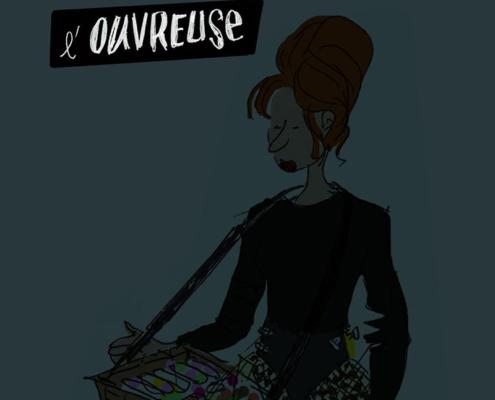Mes petits Moleskines – L'ouvreuse – Jean-Claire Lacroix