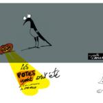 Mes petits Moleskines – L'anniversaire de Merle par Juliette – Jean-Claire Lacroix